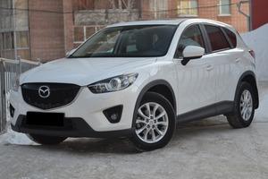 Авто Mazda CX-5, 2013 года выпуска, цена 1 350 000 руб., Новосибирск