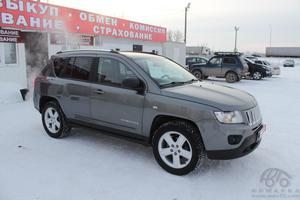 Авто Jeep Compass, 2011 года выпуска, цена 855 000 руб., Тюмень