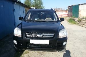 Подержанный автомобиль Kia Sportage, хорошее состояние, 2006 года выпуска, цена 530 000 руб., Лангепас