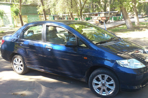 Автомобиль Honda City, хорошее состояние, 2003 года выпуска, цена 210 000 руб., Саратов