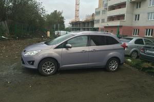 Автомобиль Ford Grand C-Max, хорошее состояние, 2010 года выпуска, цена 550 000 руб., Сургут