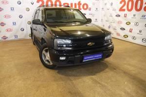 Авто Chevrolet TrailBlazer, 2009 года выпуска, цена 565 000 руб., Москва
