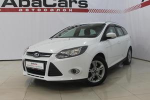 Авто Ford Focus, 2014 года выпуска, цена 645 000 руб., Москва