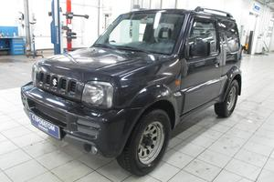 Авто Suzuki Jimny, 2011 года выпуска, цена 589 000 руб., Санкт-Петербург