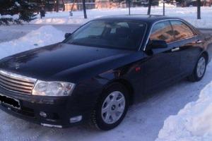 Автомобиль Nissan Gloria, хорошее состояние, 2000 года выпуска, цена 395 000 руб., Челябинск