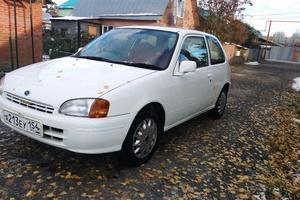 Автомобиль Toyota Starlet, хорошее состояние, 1997 года выпуска, цена 121 000 руб., Новосибирск