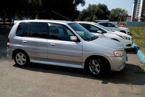 Автомобиль Mazda Demio, хорошее состояние, 2001 года выпуска, цена 145 000 руб., Челябинск