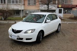 Автомобиль Mazda Axela, отличное состояние, 2004 года выпуска, цена 290 000 руб., Краснодар