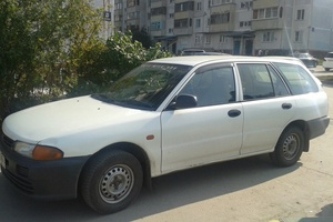Автомобиль Mitsubishi Libero, среднее состояние, 1996 года выпуска, цена 145 000 руб., Новосибирск