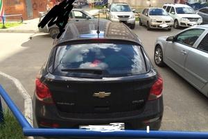 Подержанный автомобиль Chevrolet Cruze, хорошее состояние, 2013 года выпуска, цена 500 000 руб., Сургут