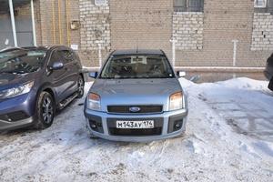 Подержанный автомобиль Ford Fusion, хорошее состояние, 2007 года выпуска, цена 330 000 руб., Челябинск