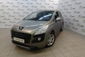 Авто Peugeot 3008, 2011 года выпуска, цена 575 000 руб., Санкт-Петербург