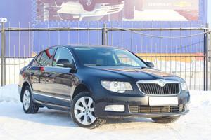 Подержанный автомобиль Skoda Superb, отличное состояние, 2011 года выпуска, цена 559 000 руб., Челябинск