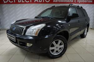 Авто JAC Rein, 2008 года выпуска, цена 355 000 руб., Москва