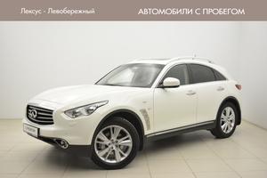 Авто Infiniti QX70, 2014 года выпуска, цена 1 989 000 руб., Москва