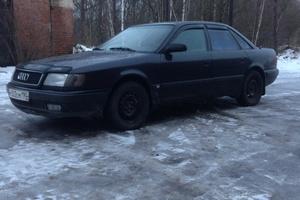 Подержанный автомобиль Audi 100, хорошее состояние, 1994 года выпуска, цена 130 000 руб., Ступино