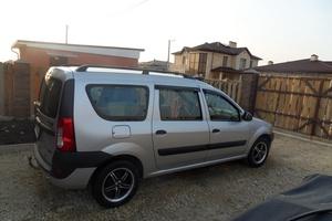 Автомобиль Dacia Logan, хорошее состояние, 2008 года выпуска, цена 330 000 руб., Анапа