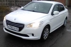 Автомобиль Peugeot 301, отличное состояние, 2013 года выпуска, цена 580 000 руб., Санкт-Петербург