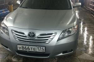 Подержанный автомобиль Toyota Camry, хорошее состояние, 2007 года выпуска, цена 610 000 руб., Челябинск