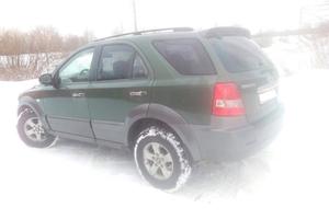 Подержанный автомобиль Kia Sorento, хорошее состояние, 2003 года выпуска, цена 405 000 руб., Дмитров