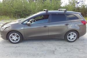Подержанный автомобиль Kia Cee'd, отличное состояние, 2013 года выпуска, цена 580 000 руб., Сургут