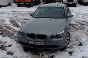 Автомобиль BMW 5 серия, хорошее состояние, 2003 года выпуска, цена 490 000 руб., Краснодар