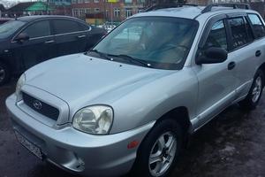 Автомобиль Hyundai Santa Fe, хорошее состояние, 2001 года выпуска, цена 360 000 руб., Коломна