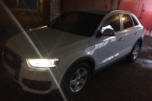 Подержанный автомобиль Audi Q3, отличное состояние, 2012 года выпуска, цена 1 300 000 руб., Электросталь