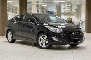 Авто Hyundai Elantra, 2011 года выпуска, цена 633 333 руб., Москва