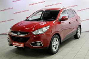 Авто Hyundai ix35, 2010 года выпуска, цена 759 000 руб., Москва