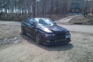 Автомобиль Toyota Chaser, отличное состояние, 1996 года выпуска, цена 550 000 руб., Красноярск