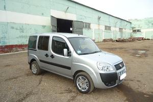 Подержанный автомобиль Fiat Doblo, отличное состояние, 2010 года выпуска, цена 300 000 руб., Лениногорск