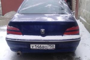 Автомобиль Peugeot 406, хорошее состояние, 2002 года выпуска, цена 220 000 руб., Тамбов