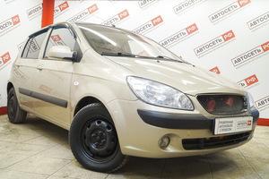 Подержанный автомобиль Hyundai Getz, , 2007 года выпуска, цена 227 315 руб., Казань