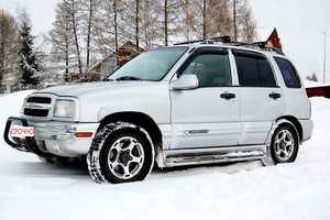 Автомобиль Chevrolet Tracker, хорошее состояние, 2000 года выпуска, цена 289 000 руб., Тогучин