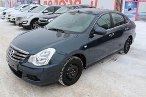 Подержанный автомобиль Nissan Almera, отличное состояние, 2016 года выпуска, цена 667 000 руб., Казань