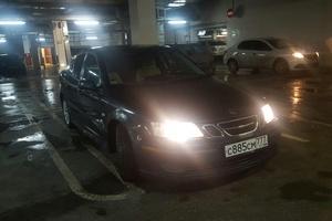 Автомобиль Saab 9-3, среднее состояние, 2004 года выпуска, цена 290 000 руб., Москва