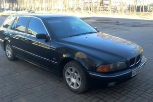 Автомобиль BMW 5 серия, хорошее состояние, 1997 года выпуска, цена 200 000 руб., Ярцево