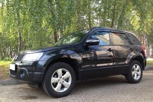 Подержанный автомобиль Suzuki Grand Vitara, хорошее состояние, 2011 года выпуска, цена 830 000 руб., Набережные Челны