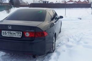 Автомобиль Honda Accord, хорошее состояние, 2003 года выпуска, цена 355 000 руб., Голицыно