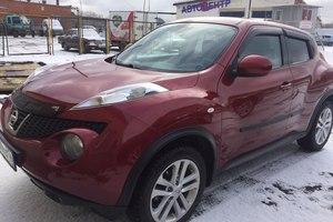 Автомобиль Nissan Juke, хорошее состояние, 2011 года выпуска, цена 830 000 руб., Челябинск