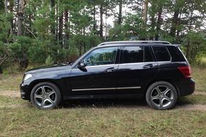 Автомобиль Mercedes-Benz GLK-Класс, отличное состояние, 2013 года выпуска, цена 1 690 000 руб., Магнитогорск