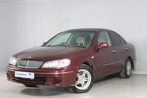 Авто Nissan Bluebird, 2002 года выпуска, цена 139 000 руб., Санкт-Петербург