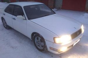 Подержанный автомобиль Nissan Gloria, среднее состояние, 1996 года выпуска, цена 110 000 руб., Раменское