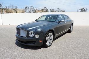 Автомобиль Bentley Mulsanne, отличное состояние, 2015 года выпуска, цена 25 300 000 руб., Москва