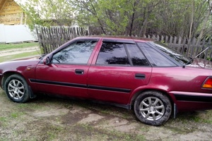 Автомобиль Daewoo Espero, хорошее состояние, 1999 года выпуска, цена 90 000 руб., Курган
