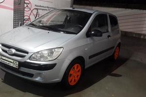 Автомобиль Hyundai Getz, хорошее состояние, 2007 года выпуска, цена 220 000 руб., Жуковский