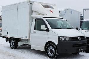 Авто Volkswagen Transporter, 2012 года выпуска, цена 699 000 руб., Москва