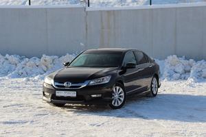 Подержанный автомобиль Honda Accord, отличное состояние, 2013 года выпуска, цена 1 075 000 руб., Челябинск