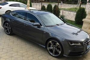 Подержанный автомобиль Audi A7, отличное состояние, 2012 года выпуска, цена 2 000 000 руб., Новороссийск